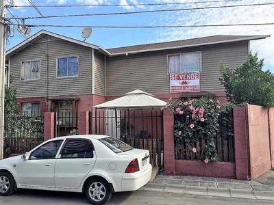 Lomas De Maipu, Casa Esquina Ampliada Y Regularizada