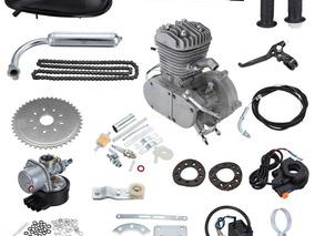 Kit Motor Completo Para Transformar Bicicleta En Motocicleta