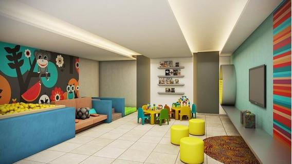 Apartamento Em Caxangá, Recife/pe De 52m² 2 Quartos À Venda Por R$ 285.000,00 - Ap238249