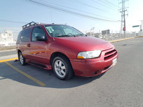Nissan Quest 3.0 Gxe Tela At 2002