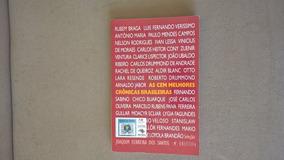 Livro - As Cem Melhores Crônicas Brasileiras