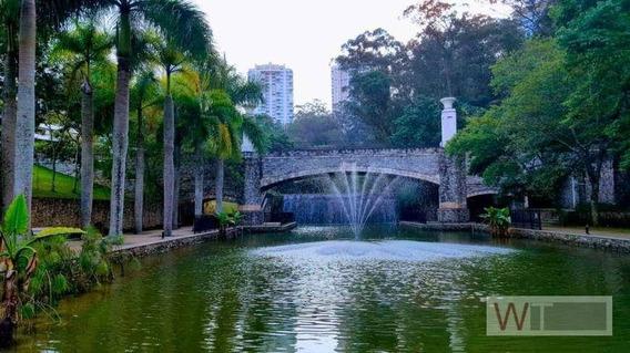 Apartamento Com 4 Dormitórios Para Alugar, 242 M² Por R$ 12.000/mês - Panamby - São Paulo/sp - Ap1834