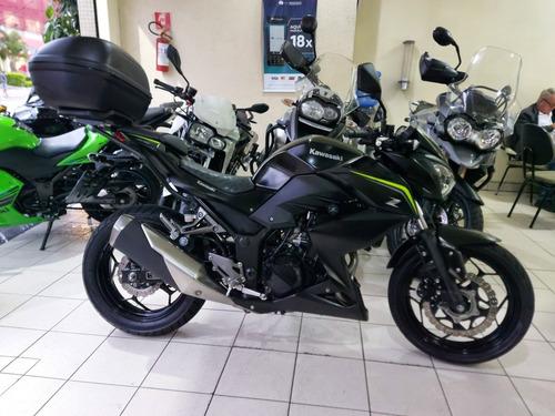 Kawasaki Z 300 (abs) Preta 2019