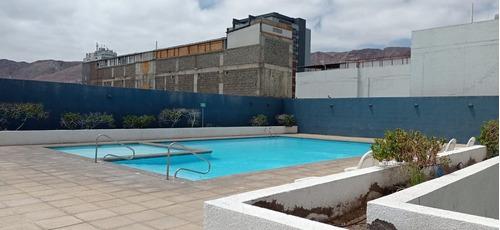 Imagen 1 de 14 de Departamento De Un Dormitorio En Centro De La Ciudad