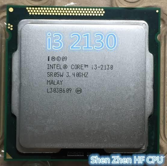 Processador Intel Core I3 2130 3.4