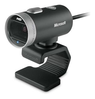Webcam De Microsoft 6ch-00001 Lite 720p Micrófono Integrado