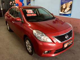 Nissan Versa 1.6 16v Sl Flex 4p