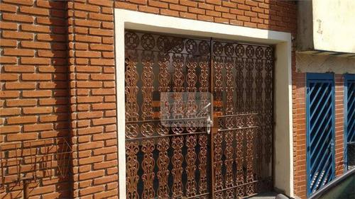 Casa  Residencial À Venda, Vila Zat, São Paulo. - Ca0074