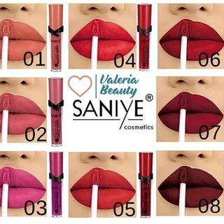 Lipgloss Matte Saniye