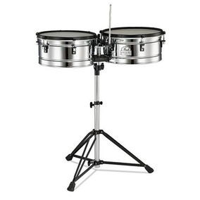 Set Timbales Pearl 14 + 15 Primero Pro Pte1415dx