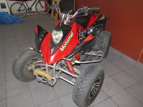 Cuatriciclo Motomel Volkano 250 Full - Impecable