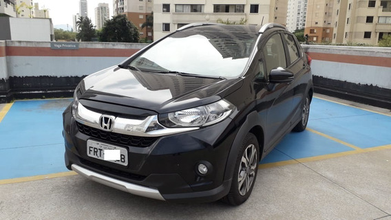 Honda Wrv Exl 2018 Preto Automatico Top De Linha