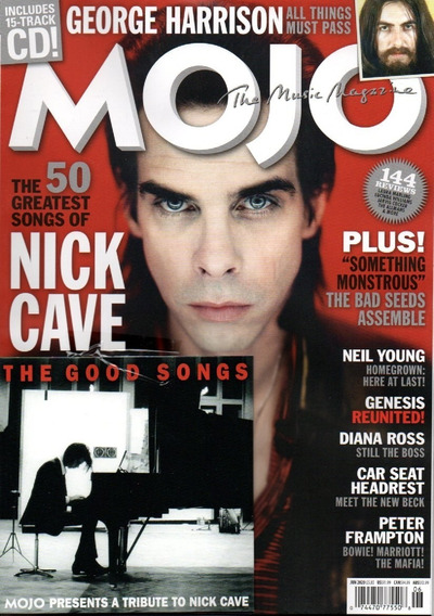 Mojo Revista Rock - The 50 Greatest Songs Of Nick Cave