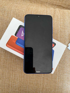 Celular Xiaomi Redmi 8a Ocean Blue 2gb Ram 32gb Rom