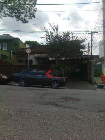 Imagem 1 de 2 de Terreno À Venda, 385 M² Por R$ 960.000 - Jardim Hollywood - São Bernardo Do Campo/sp - Te0041