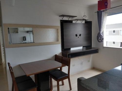 Apartamento Com 2 Dormitórios Para Venda - Parque Sicilia - Campolim - Sorocaba/sp - Ap0011