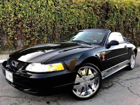 Ford Mustang 4.6 Gt Equipado Convertible Mt 1999