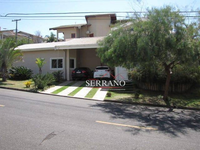 Casa Com 3 Dormitórios À Venda, 237 M² Por R$ 1.390.000 - Jardim Recanto - Valinhos/sp - Ca0520