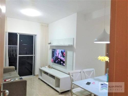 Apartamento À Venda, 69 M² Por R$ 340.000,00 - Imbuí - Salvador/ba - Ap0578
