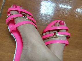 Rasteirinha Sandalia Sapato Feminino 34