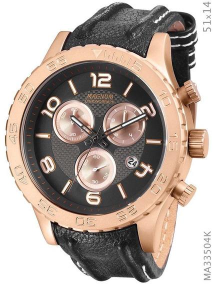 Relógio Magnum Masculino Ma33504k