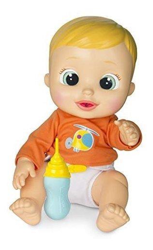 Boneco Baby Wee Nick Com Som E Acessorios Original