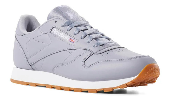 Tenis Reebok Classic Leather Mu Casuales Hombre