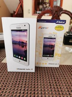 Smartphone Polaroid Turbo E Nuevo Android Telcel Liberado