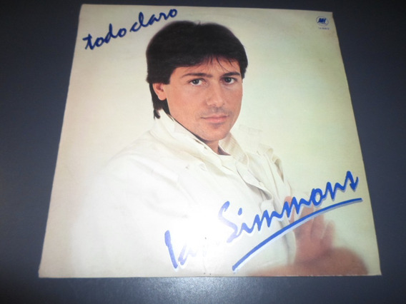 Ian Simmons - Todo Claro * Disco De Vinilo
