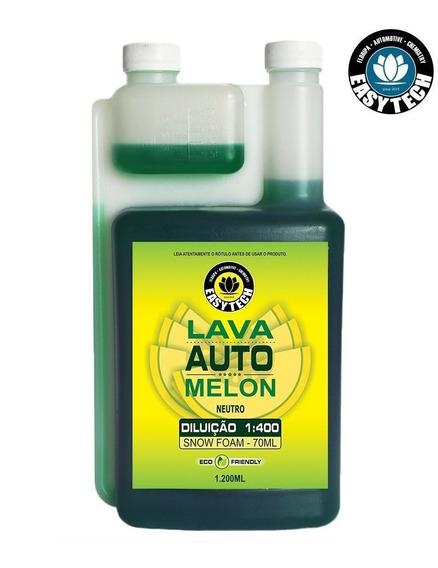 Easytech Shampoo Automotivo 1:400 Melon Concentrado 1,2l Neu