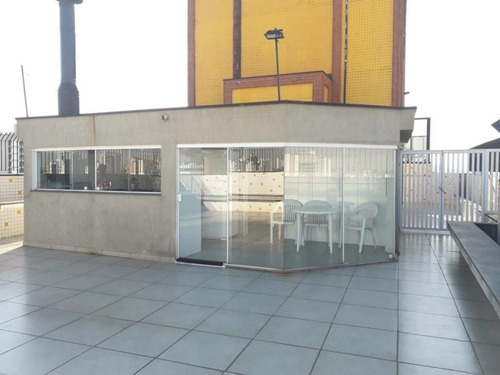 Imagem 1 de 7 de Apartamento Com 3 Dormitórios À Venda, 130 M² Por R$ 750.000,00 - Jardim - Santo André/sp - Ap4434