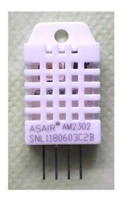 Sensor Umidade Temp Dht22 Am2302 Arduino ( Kit C/5 Peças)