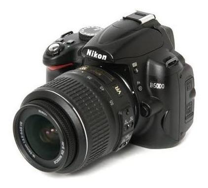Nikon D5000+18~55mm+bateria+carregador Originais