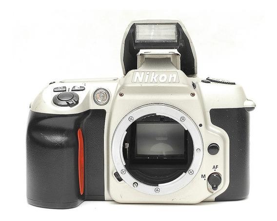 Nikon F60 P/ Decoração = F50 N80 F2 F3 F4 Canon Sony N90