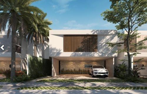 Venta Casa En Mérida De 4 Recámaras-privada Residencial El Origen-5 Modelos A Escoger Mérida-xcanatún