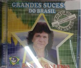 Cd Bartô Galeno - Grandes Sucessos Do Brasil (lacrado)