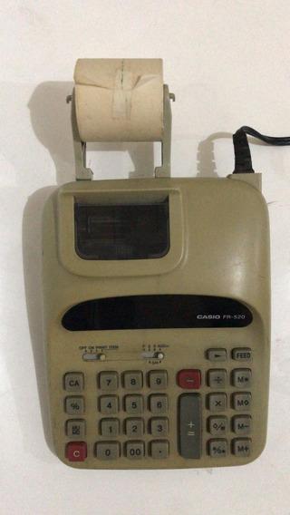 Calculadora Casio Fr-520gy