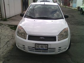 Ford Fiesta 4p First 5vel A/a Sedan -08
