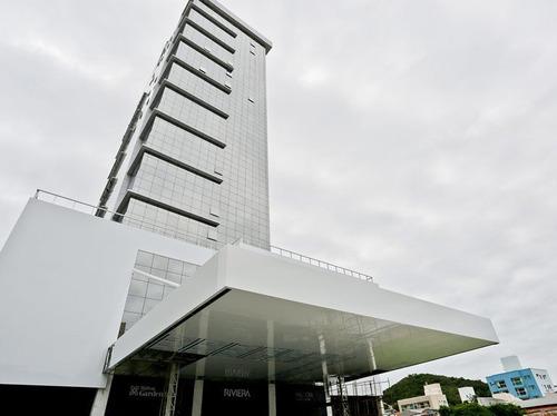 Imagem 1 de 2 de Apartamento Praia Brava Itaja㍠- 119687