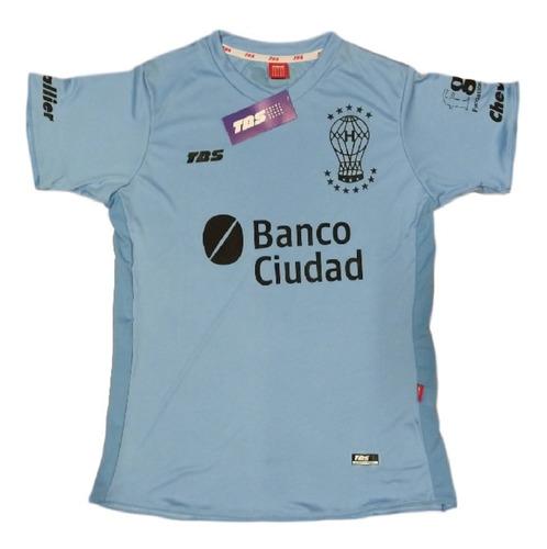 Imagen 1 de 3 de Camiseta De Arquero Celeste 2019
