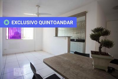 Apartamento No 6º Andar Com 2 Dormitórios - Id: 892889841 - 189841