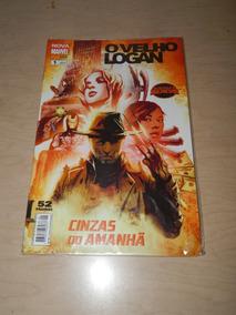 Hq O Velho Logan Edição 1 - Cinzas Do Amanhã ( Novo )