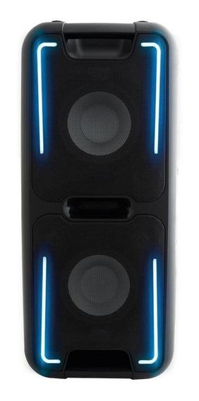 Caixa de som Philco PCX5500 portátil sem fio Preto 110V/220V