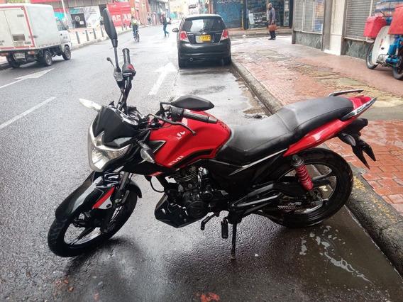 Moto Akt Evo R3 125