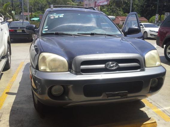 Hyundai Santa Fe 2005 Perfectas Condiciones