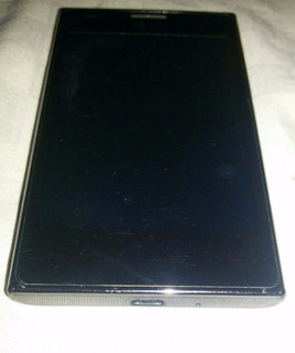 Celular - Lg Optimus - Dual Chip Android 4.0 / 3g / Preto