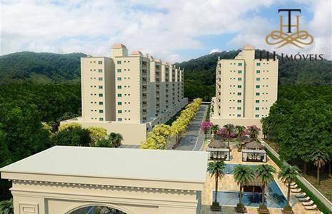 Imagem 1 de 11 de Apartamento Com 2 Dormitórios À Venda, 77 M² Por R$ 330.000,00 - São Francisco De Assis - Camboriú/sc - Ap0901
