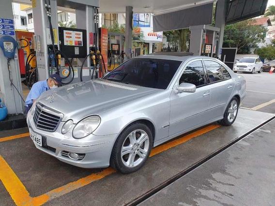 Mercedes-benz E500 2007 V8 Raridade