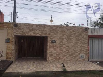 Casa Com 3 Dormitórios À Venda, 115 M² Por R$ 300.000 - Água Fria - Fortaleza/ce - Ca2583