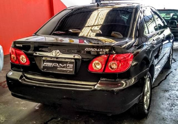 Toyota Corolla 1.6 Xli 2007 Gasolina - Impecável